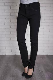 BS Jeansy rurki z wyższym stanem (S618)