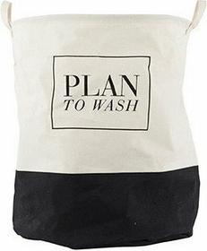 House Doctor Kosz Na pranie Plan To Wash Ls0405