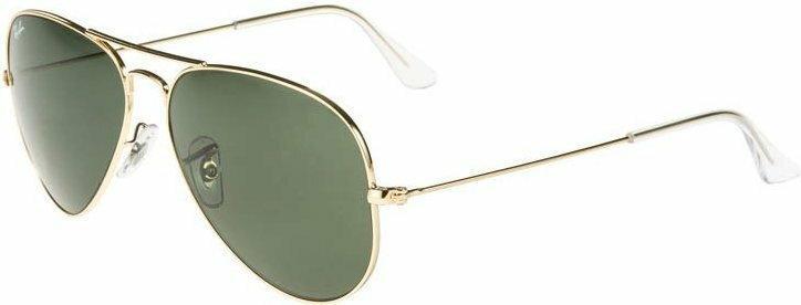 Ray Ban Ray-Ban AVIATOR Okulary przeciwsłoneczne goldfarben 0RB3025