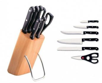 Berghoff Zestaw noży w bloku (7 elementów) 1307008