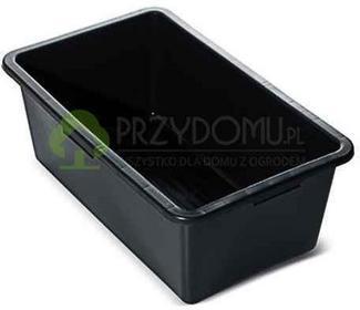 Prosperplast Kastra prostokątna CONTAINER IKP40 czarna 5197