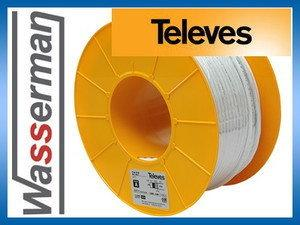 Kabel antenowy Televes CXT1 2127 100 m