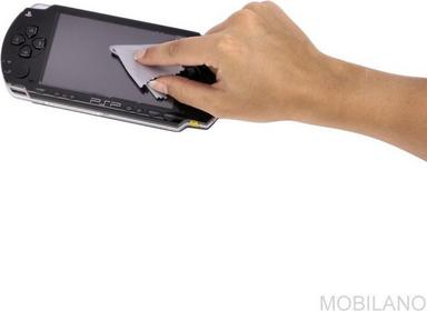 Hama Zestaw akcesoriów na wyświetlacz do PSP