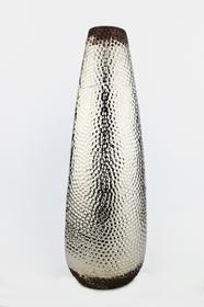 Piękny srebrny Wazon