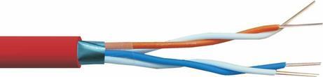 Telefonika Kable Kabel telekomunikacyjny YnTKSYekw 2x2x0,8 (EKRANOWANY,OGNIOODPO