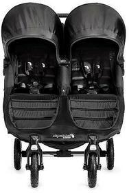 Baby Jogger City Mini Double GT BLACK/BLACK