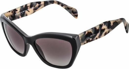 Prada Okulary przeciwsłoneczne czarny 0PR 02QS