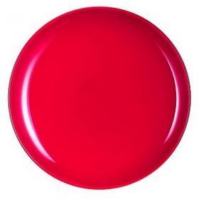 Luminarc Talerz deserowy Arty 20 cm Czerwony