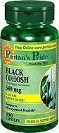 Puritans Pride Black Cohosh
