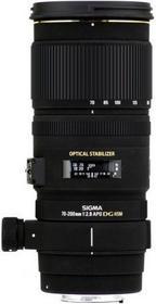 Sigma 70-200mm f/2.8 EX DG APO OS HSM Nikon