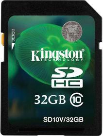 Kingston SDHC Class 10 32GB
