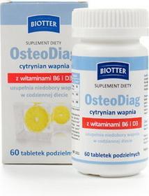 Diagnosis Osteodiag z witaminami B6 i D3 60 szt.