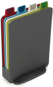 Joseph Joseph Zestaw 4 desek do krojenia INDEX mini szary 60098
