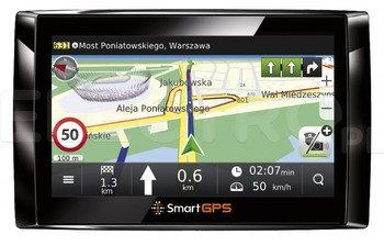 smartGPS SG730 MapaMap Polska