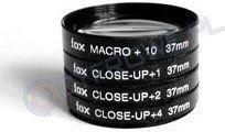 Foxfoto makro +1, +2, +4, +10