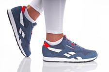 Reebok CL Nylon Washed BD3856 granatowy