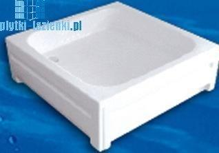 Polimat Obudowa do brodzika kwadratowego 70x70x15 00208