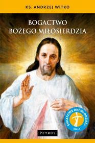 Witko Andrzej Bogactwo Bożego Miłosierdzia + kod na książkę za 1 gr
