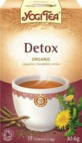 Yogi Tea herbata Oczyszczająca Detox BIO - 17 szt.