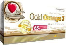 Olimp Gold Omega-3 1000 60 szt.
