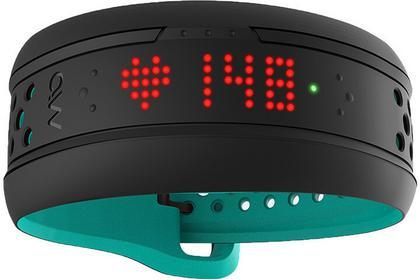 MIO Mio Fuse - Monitor Aktywności Fizycznej + Pulsometr Bluetooth 4.0 Led/Ant+ (Small/Medium)