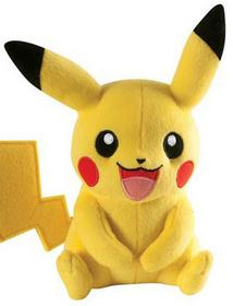 Tomy Pokemon Pikachu - Pluszak T18587