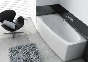 Aquaform obudowa wanny Simi 160x80 lewa