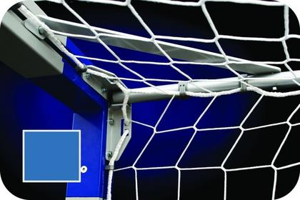 Interplastic Siatka do bramki PP 3mx2mx5mm - niebieski