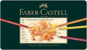Faber Castell Kredki ołówkowe POLYCHROMOS 60 sztuk 110060