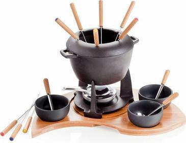 Brandani FONDUE SET 17 zestaw do fondue, 59203