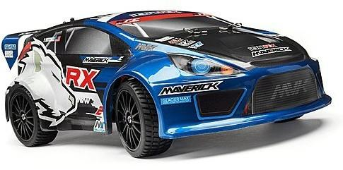 HPI Racing ION RX 1/18 RTR ELECTRIC RALLY CAR MV12805