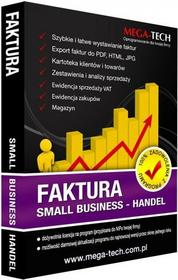 Mega-Tech Faktura Small Business - HANDEL