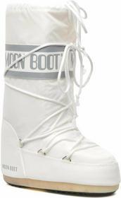 Moon Boot Nylon biały