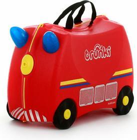 Trunki Walizka wóz strażacki