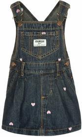 OshKosh Sukienka jeansowa blue 434B430/454B305