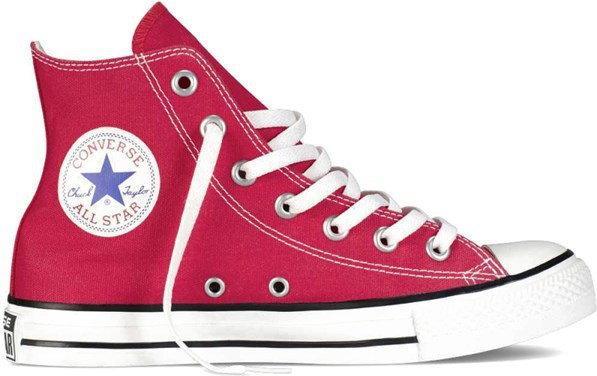 Converse All Star Czerwone