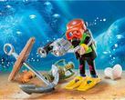 Playmobil Nurek szukający skarbów 4786