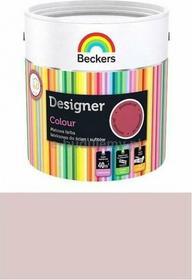 Beckers DESIGNER COLOUR Wodorozcieńczalna farba lateksowa POWDER PINK mat 5L