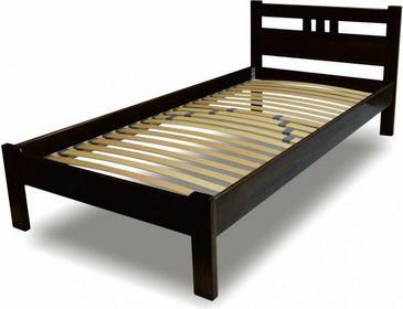 Łóżko Drewniane Saba Materace Dla Ciebie 120x200