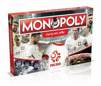 Hasbro Monopoly Reprezentacja Polski PZPN 00529