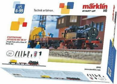 Maerklin Start up pociąg towarowy 74