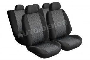 Auto-Dekor Pokrowce szyte na miarę PRACTIC - Audi A4 B6 00-04