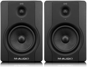 M-Audio STUDIOPHILE BX 5 D2 - monitor estradowy studyjny