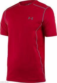 Under Armour T-shirt Raid-SS Czerwony