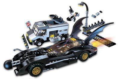 LEGO Batman Batmobile 7781