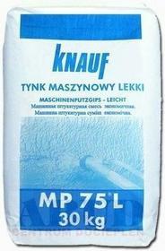 Knauf tynk gipsowy maszynowy lekki MP 75 L 30kg mp75l