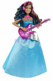 Mattel Barbie Rockowa Księżniczka Erika 2w1 CMT08
