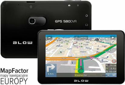 Blow GPS580 DVR Europa