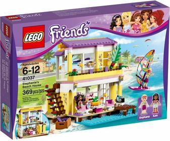 LEGO Friends 41037 Letni domek Stephanie