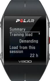 Polar V800 bez nadajnika HR (czarny)